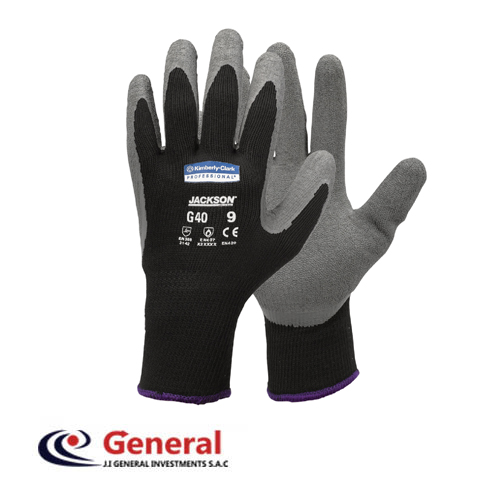 GUANTE G40 LATEX JACKSON SAFETY